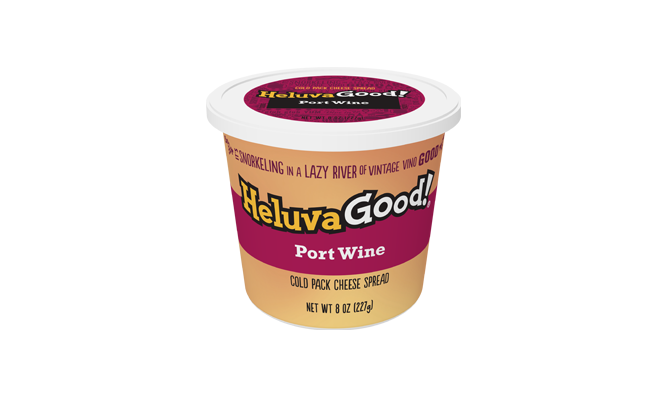 Port Wine Spread