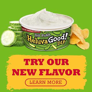 Heluva Good!®   FAQ