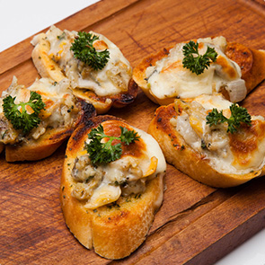 Burrata Crostini Recipe