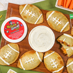 Football Chili Pockets